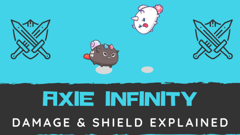Axie - Damage and Shield Explained