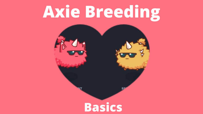 Axie Breeding Basics