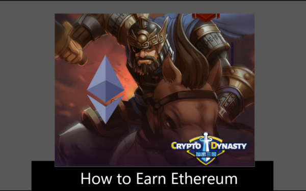 Crypto Dynasty – How to Earn Ethereum