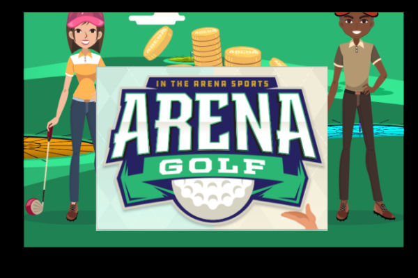 In the Arena Sport: Arena Golf – Tee Time!