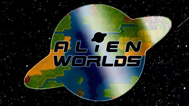 Alien Worlds NFT Game