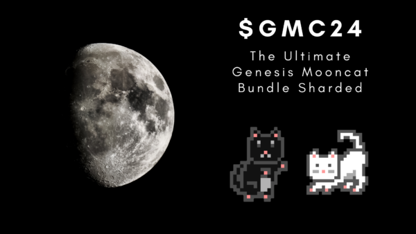 GMC24 – The Ultimate Genesis MoonCat Bundle Sharded