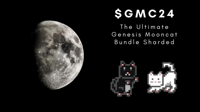 GMC24 - Ultimate Genesis Mooncat Bundle